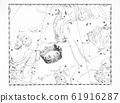 astronomical catalog of constellations on a light 61916287