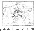 astronomical catalog of constellations on a light 61916288