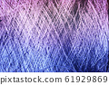 contrasting background threads hair 61929869