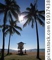 夏威夷 海灘 沙灘 61937438