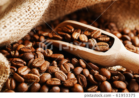 咖啡豆 61953375