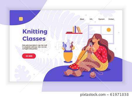 Hobbies Concept Banner  61971838