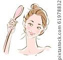 沐浴時間健康肌膚 61978832