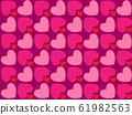 心形圖案,連續圖案,圖案,粉紅色,包裝,紅色 61982563