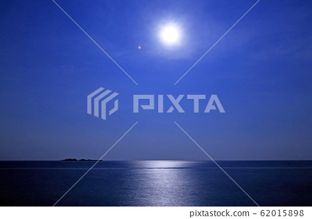 보름달과 화성의 랑데부 62015898