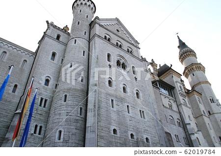Neuschwanstein Castle 62019784