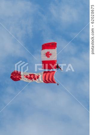 加拿大陸軍降落傘隊天鷹隊 62028675