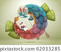 Dragon boat festival design 62033285