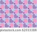心形圖案,連續圖案,圖片,粉紅色,包裝, 62033388