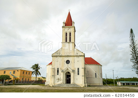 New Caledonia Loyalty Islands Ouvea St. Joseph Church 62034450