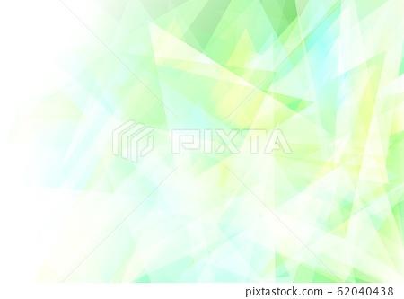 녹색 이미지 기하학적 62040438