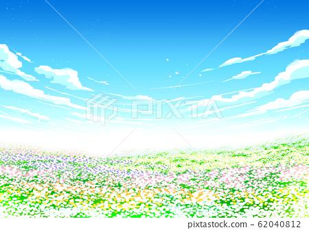 Flower garden 62040812