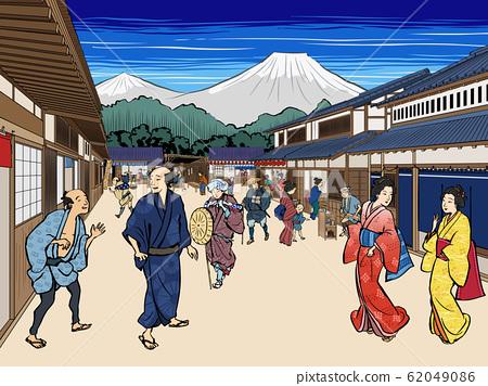 日式小鎮2人 62049086