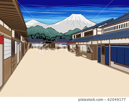 日式小鎮2背景 62049177