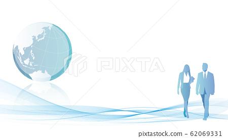 商业PowerPoint背景图 62069331