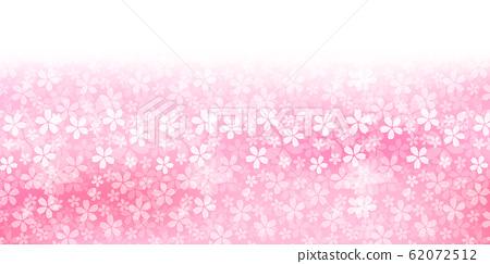 벚꽃 봄 꽃 배경 62072512