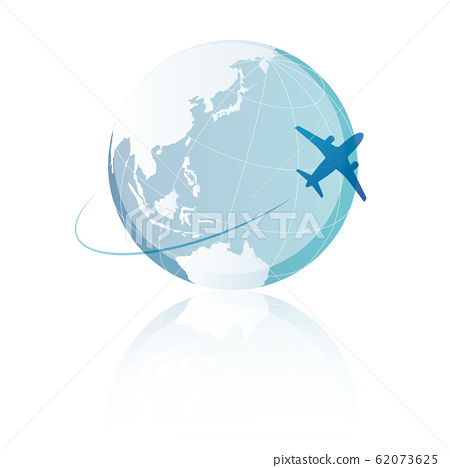 Travel Airplane World 62073625