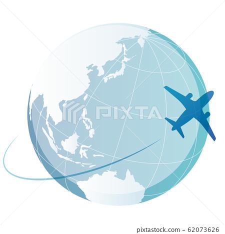 Travel Airplane World 62073626