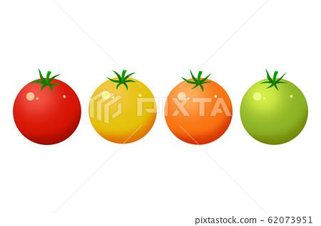 迷你番茄卡通 62073951
