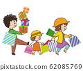 享受購物的家庭ッッンピグ 62085769