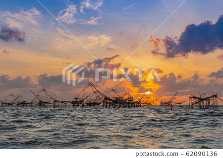 One day in the wetlands and Pak Pra fishery community, Phatthalung, Thailand 62090136