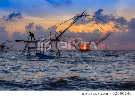 One day in the wetlands and Pak Pra fishery community, Phatthalung, Thailand 62090140