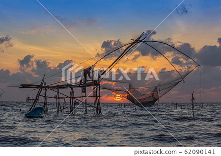 One day in the wetlands and Pak Pra fishery community, Phatthalung, Thailand 62090141