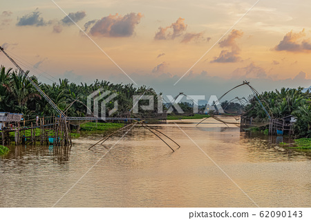 One day in the wetlands and Pak Pra fishery community, Phatthalung, Thailand 62090143
