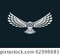 Vector of an owl design,. Wild Animals. Bird. 62096683