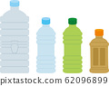 PET bottles 62096899