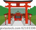 神社有兩種佈局 62103396