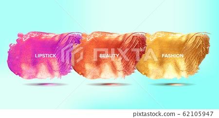 Beauty, fashion, lipstick. 62105947