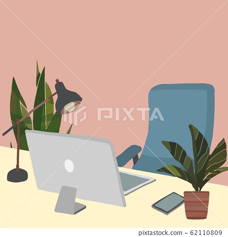 辦公室/ PC /工廠/工作室/ Sansberia / Tranoo 62110809