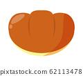Bread cream bread sweet bread 62113478