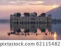 jal mahal water palace sunrise 62115482