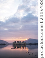 jal mahal water palace sunrise 62115488
