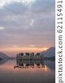 jal mahal water palace sunrise 62115491