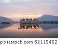 jal mahal water palace sunrise 62115492