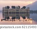 jal mahal water palace sunrise 62115493