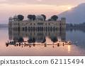 jal mahal water palace sunrise 62115494
