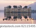 jal mahal water palace sunrise 62115495