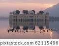 jal mahal water palace sunrise 62115496
