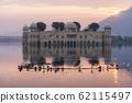 jal mahal water palace sunrise 62115497