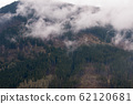 high Tatras mountains in Poland in the rainy foggy weather in may 2017 62120681