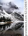 high Tatras mountains reflected in a mountain lake 62120697