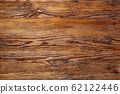Old shabby brown wood texture 62122446