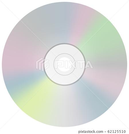 矢量 唱片 光碟 62125510