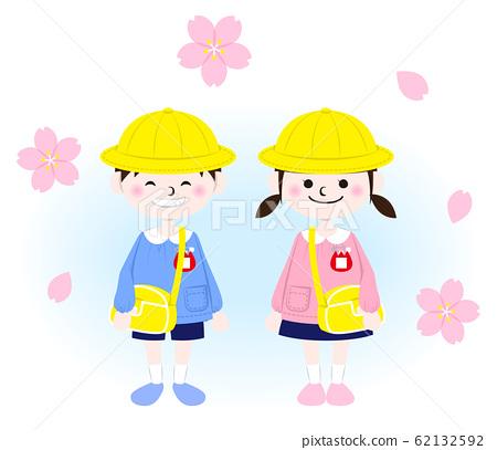 Nursery school children_enrollment_graduation 62132592