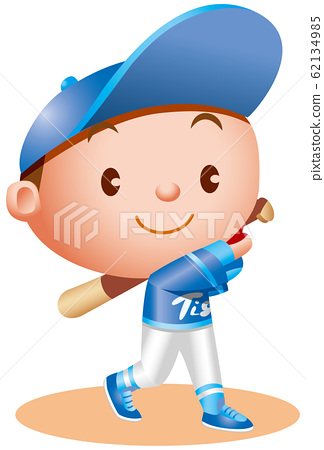 Baseball boy 62134985