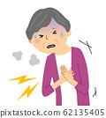 高級女人胸痛 62135405